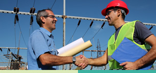 Electrician and contractor agreement